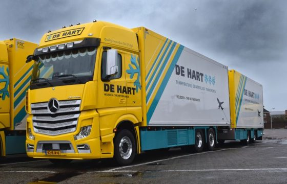 De Hart Mercedes-Benz Actros