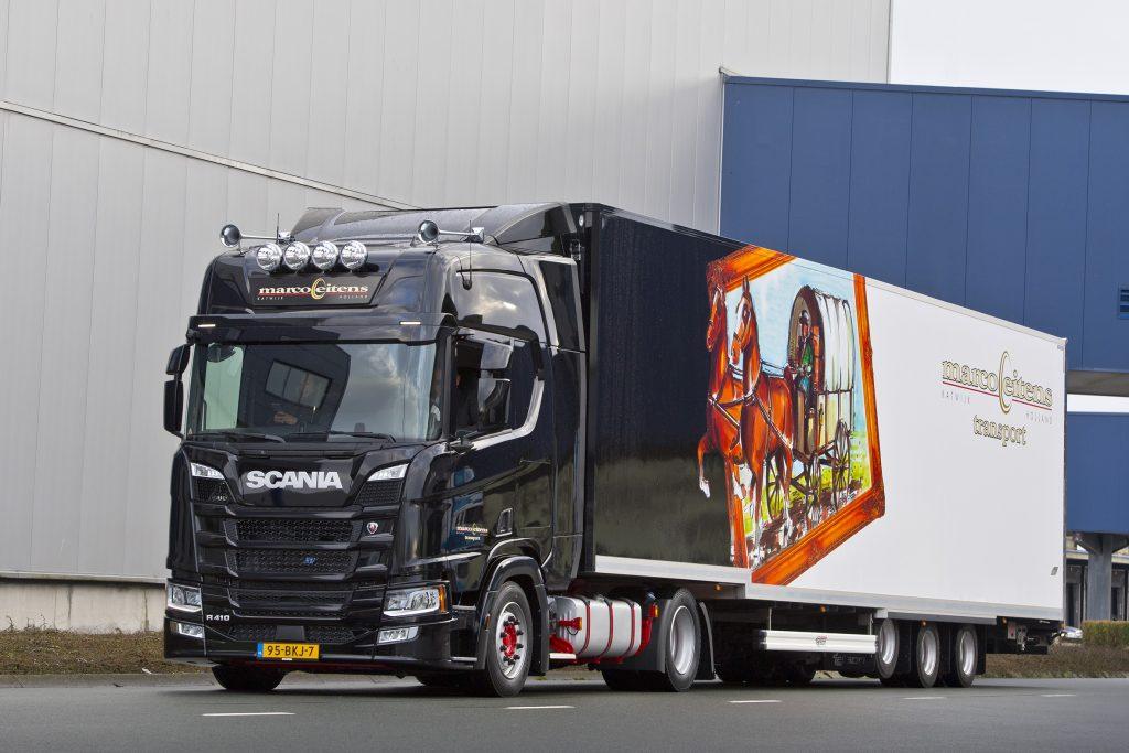 Marco Eitens Scania R410