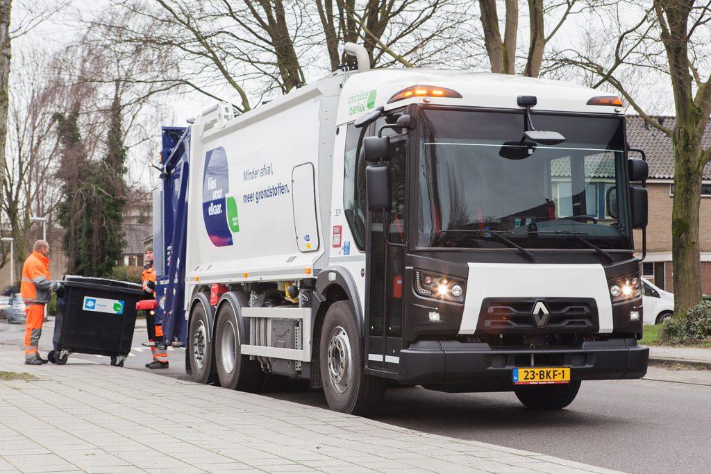 Renault D-vuilniswagen
