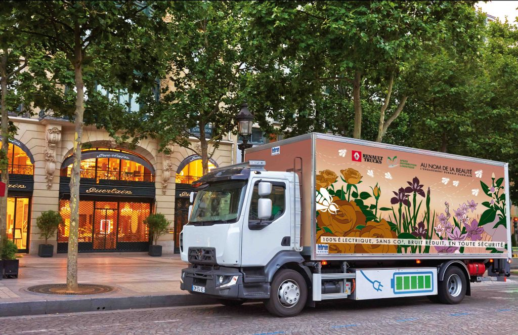 Renault Trucks D Electric - Guerlain_LR
