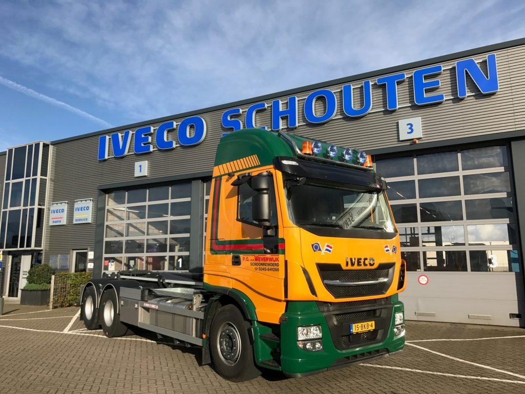 Iveco Stralis Van Weverwijk 4