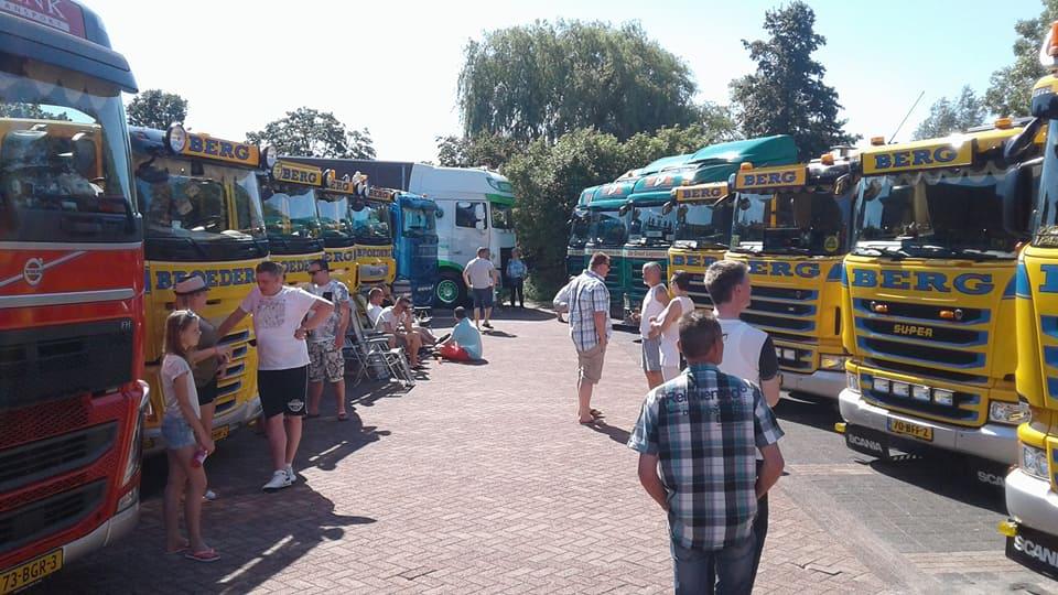 Truckshow Nieuwendijk