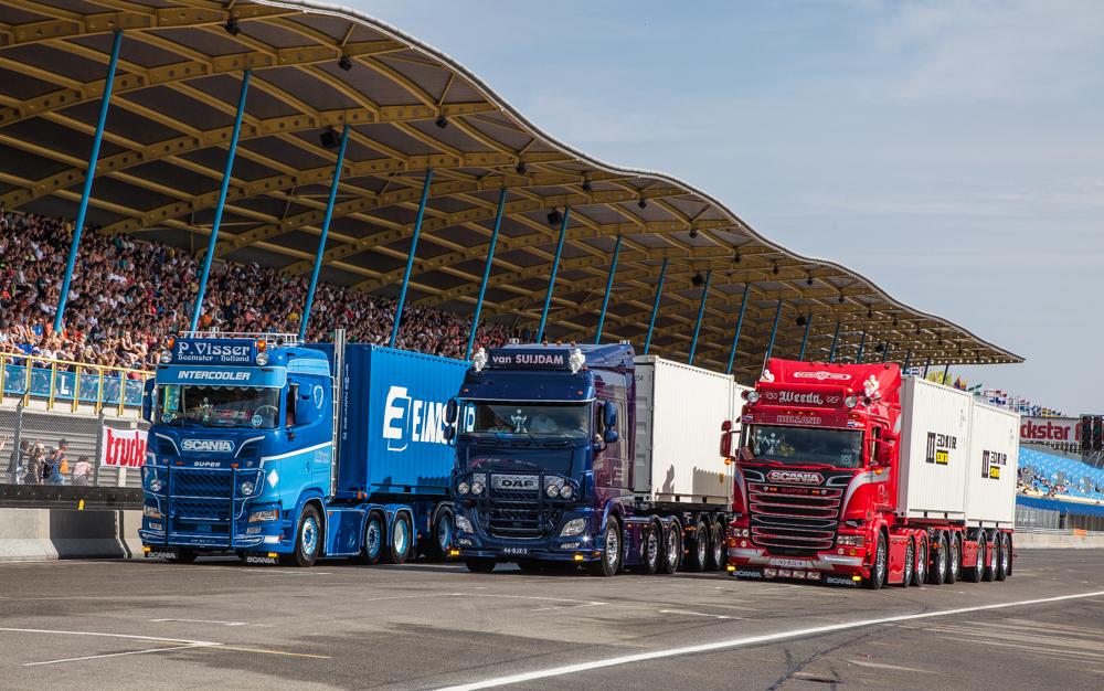 Alle Winnaars Op Een Rij Truckstar