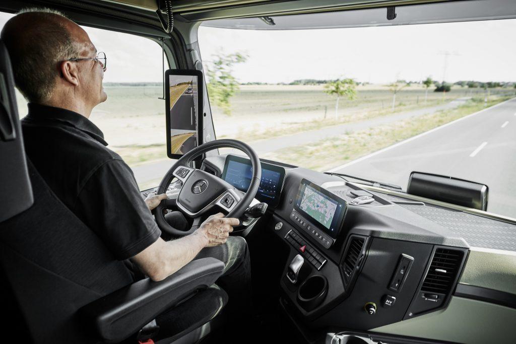 Zonder Buitenspiegels Het Went Erg Snel Truckstar
