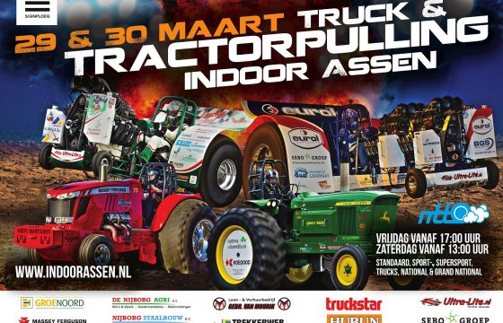 Tractorpulling Assen 2019