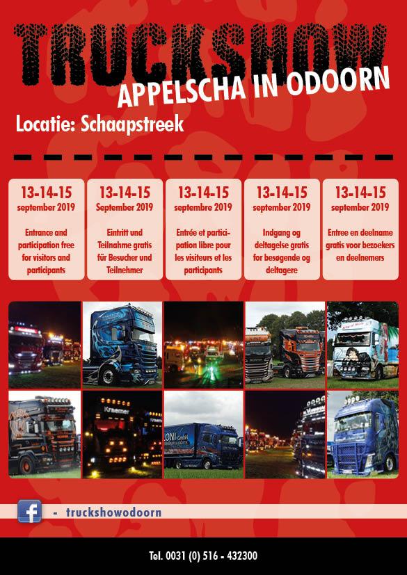 Truckshow Odoorn