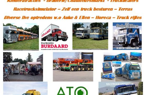 Flyer Burdaard 2019
