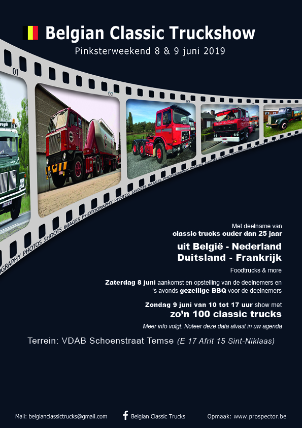 Truckshow België
