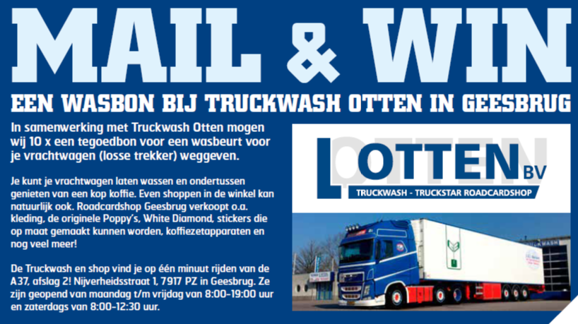 Mail & Win Geesbrug