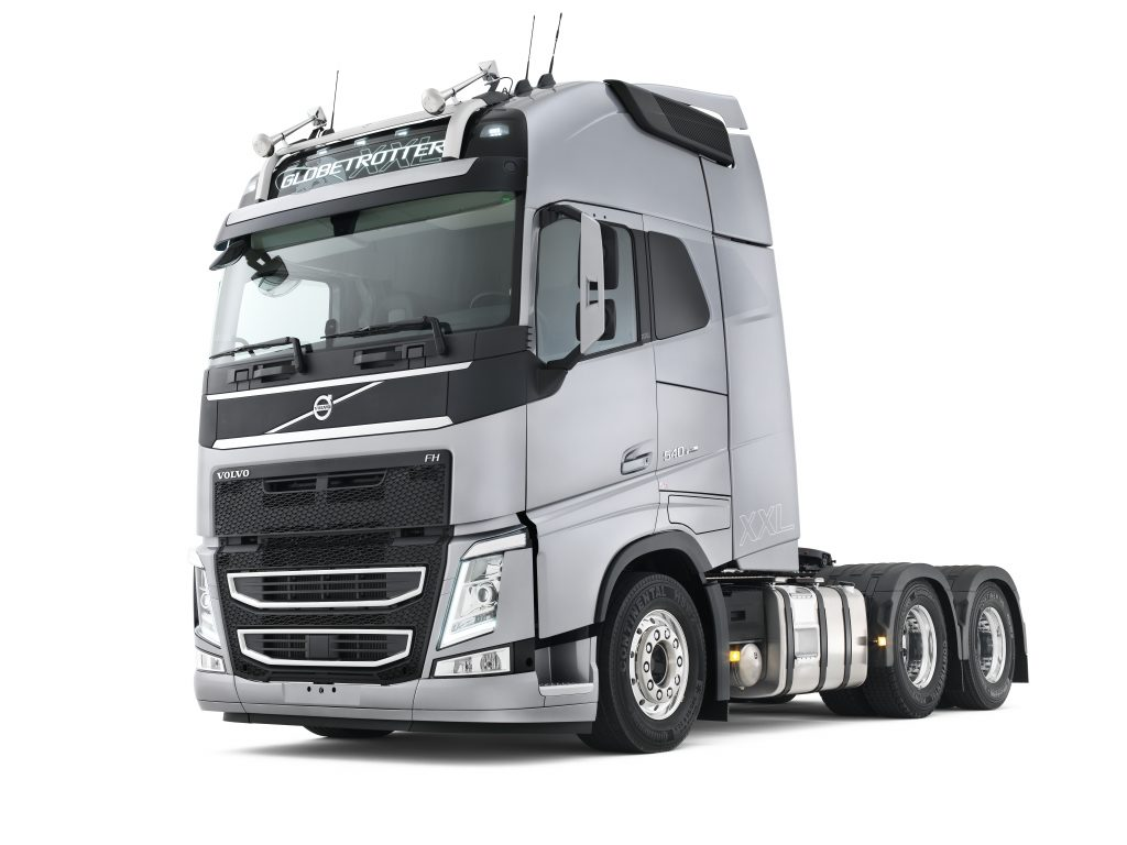 Volvo Globetrotter XXL