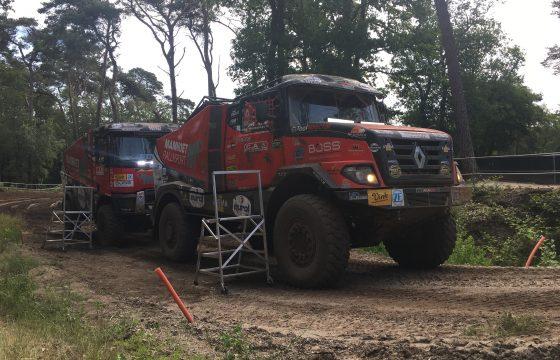 Mammoet rallyteam Martin van den Brink 2