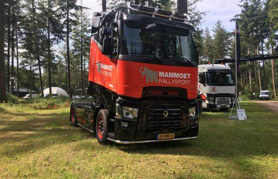 Renault T Mammoet Rallysport Edition 2019