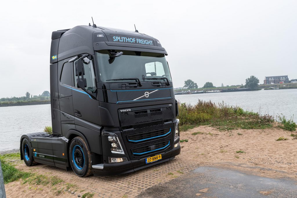 Volvo FH Edition2