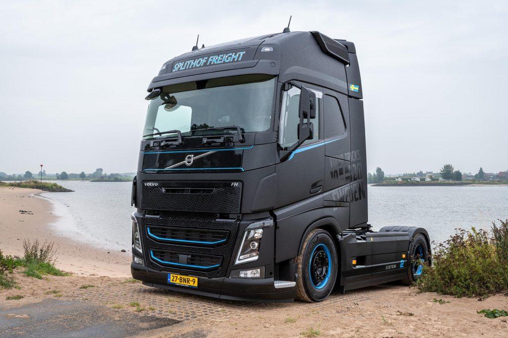 Volvo FH Editon2