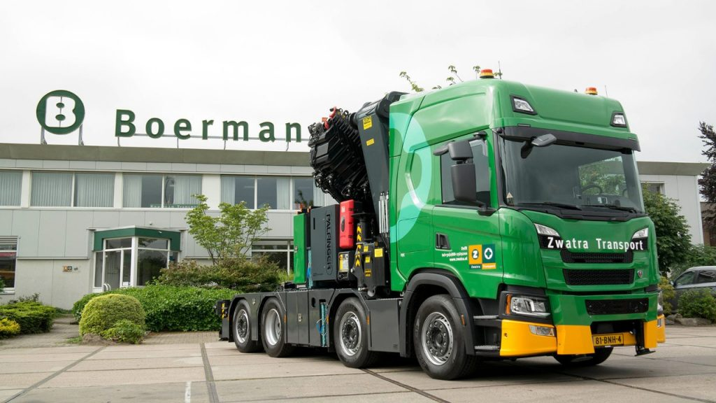 Scania Boerman
