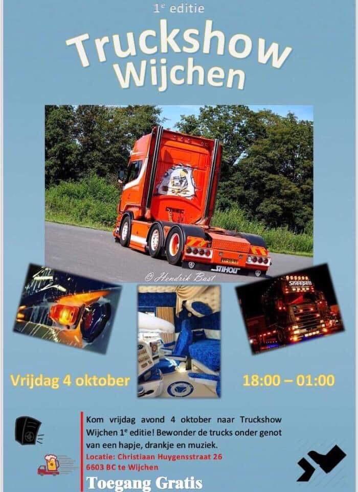 Truckshow Wijchen