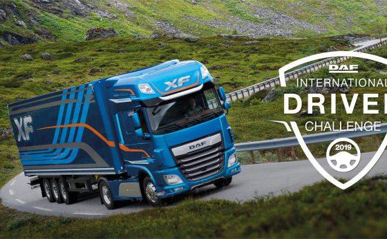 DAF driver challenge