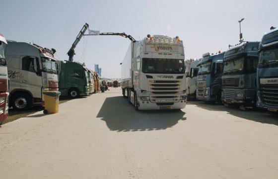 Scania inrijden festival