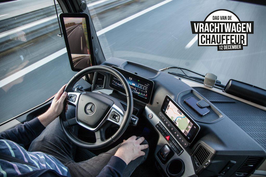 Dag van de Vrachtwagenchauffeur