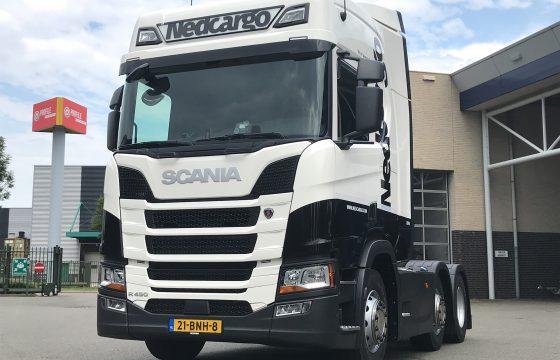 Nedcargo Scania
