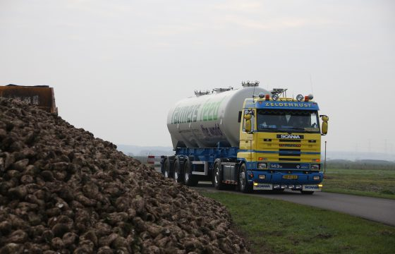Scania Zeldenrust