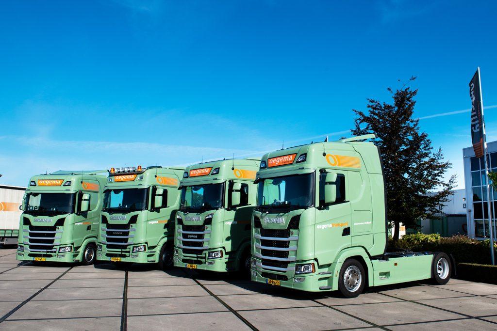 Scania Oegema