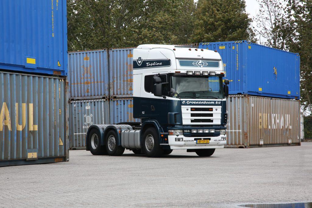 Scania 4-serie