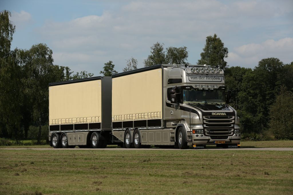 Scania T neus