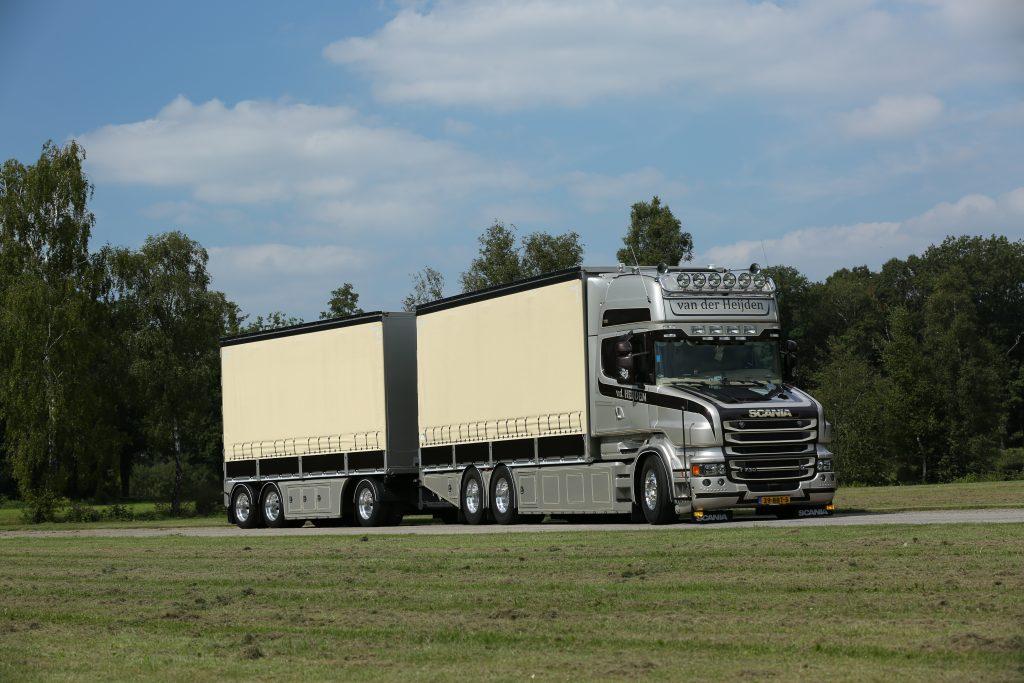 Scania van der Heijden