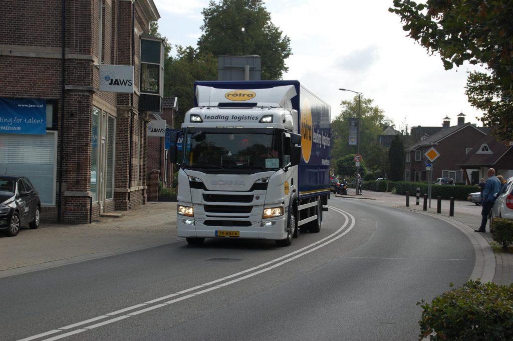Scania klein