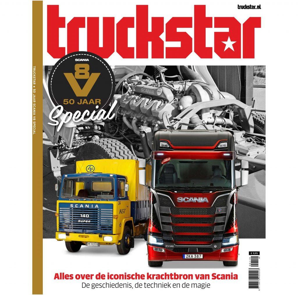 50 jaar Scania V8