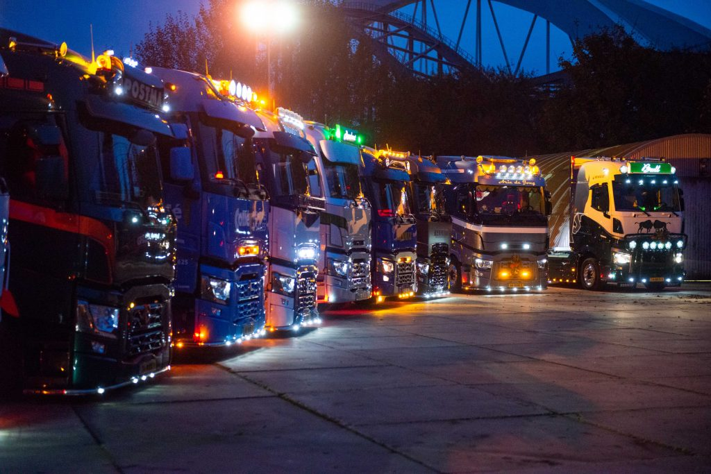 Renault Trucks lampjes