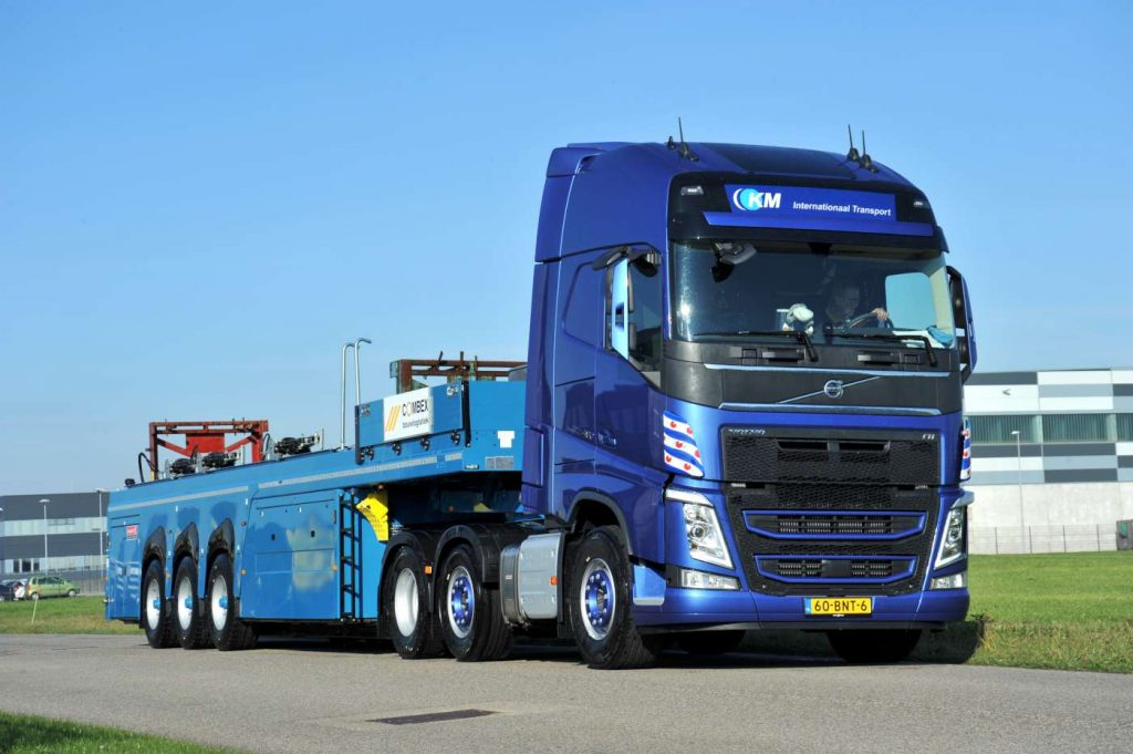 Volvo FH I-Save Mark Klene