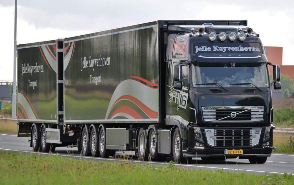 Jelle LZV Volvo