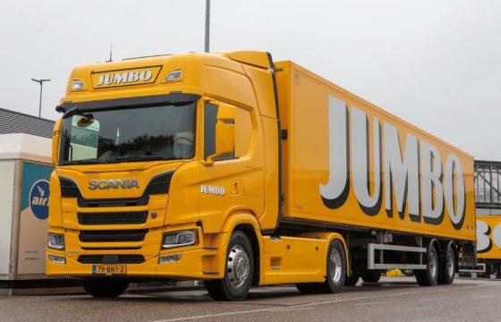 Jumbo Scania