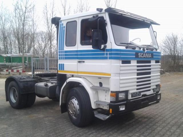 Lesauto Scania