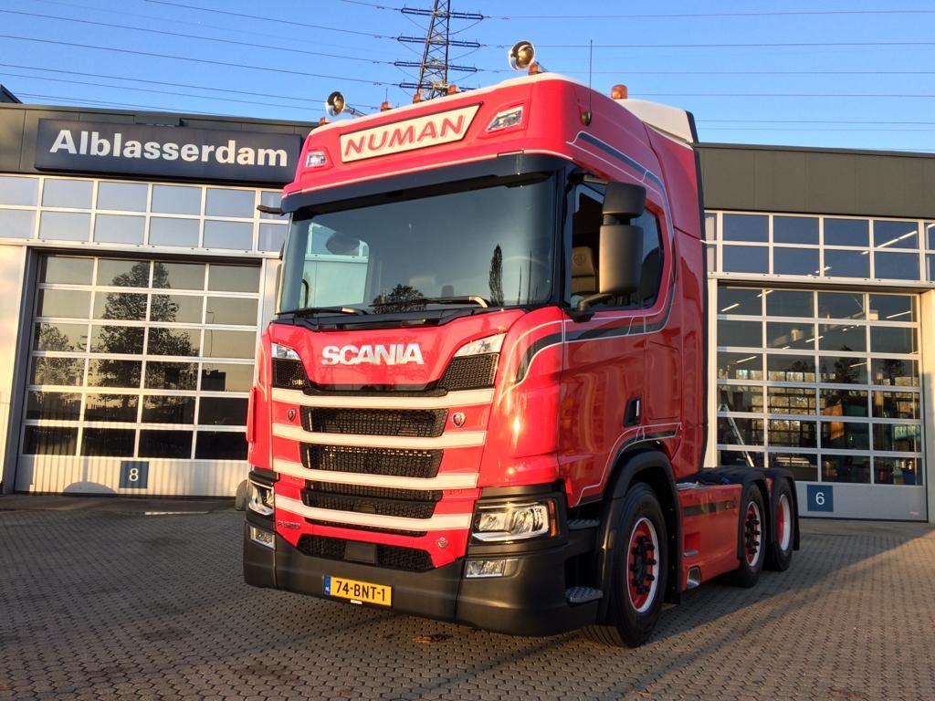 Scania Numan