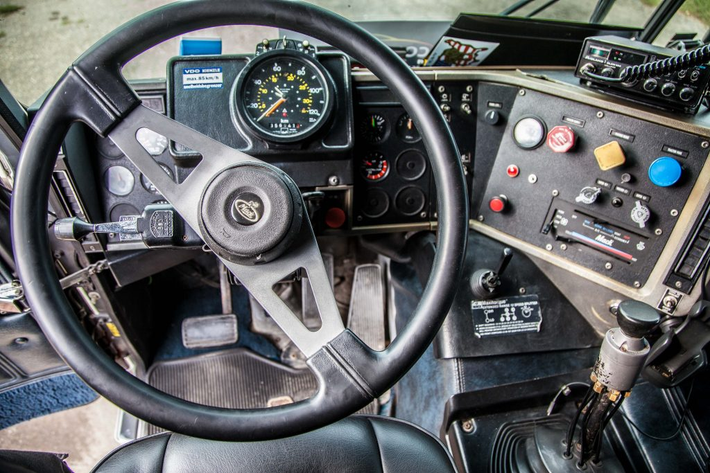 Dashboard Mack