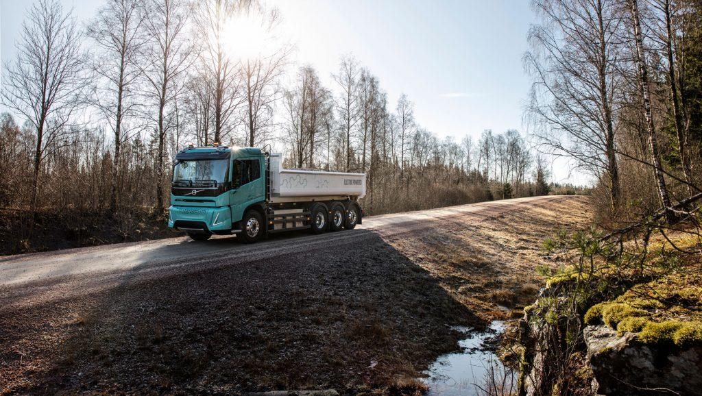 Volvo's elektrische concepttruck