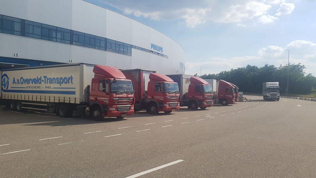 DAF A. van Overveld Transport