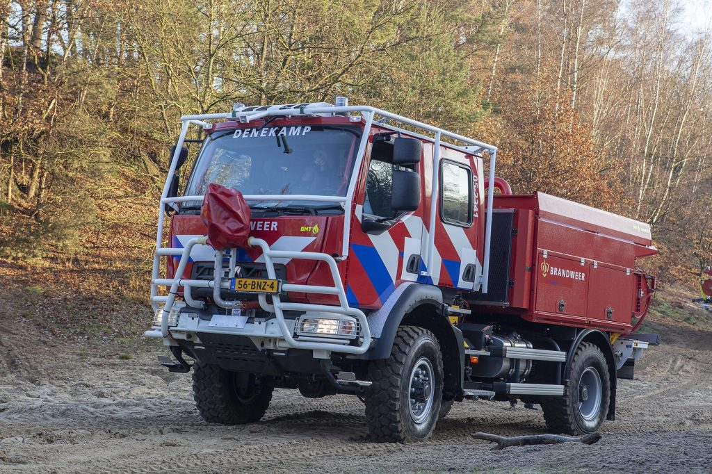 Renaults voor brandweer Twenteland.