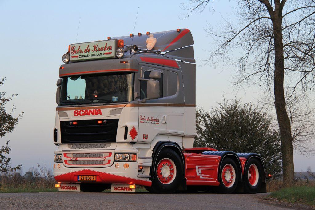 Gebroeders De Kraker Scania