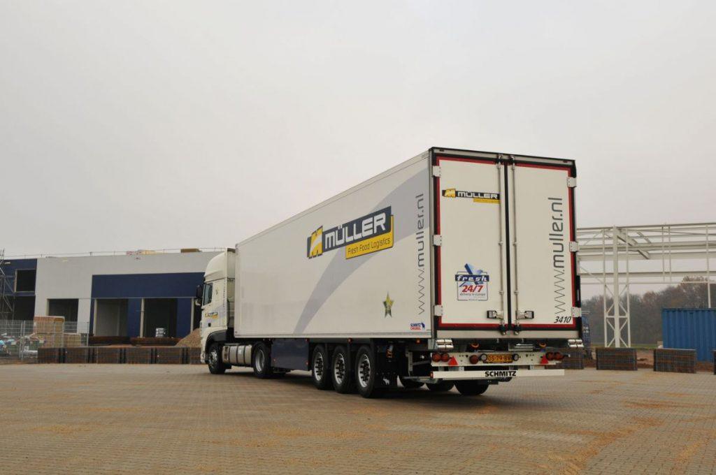 Schmitz Cargobull, Müller