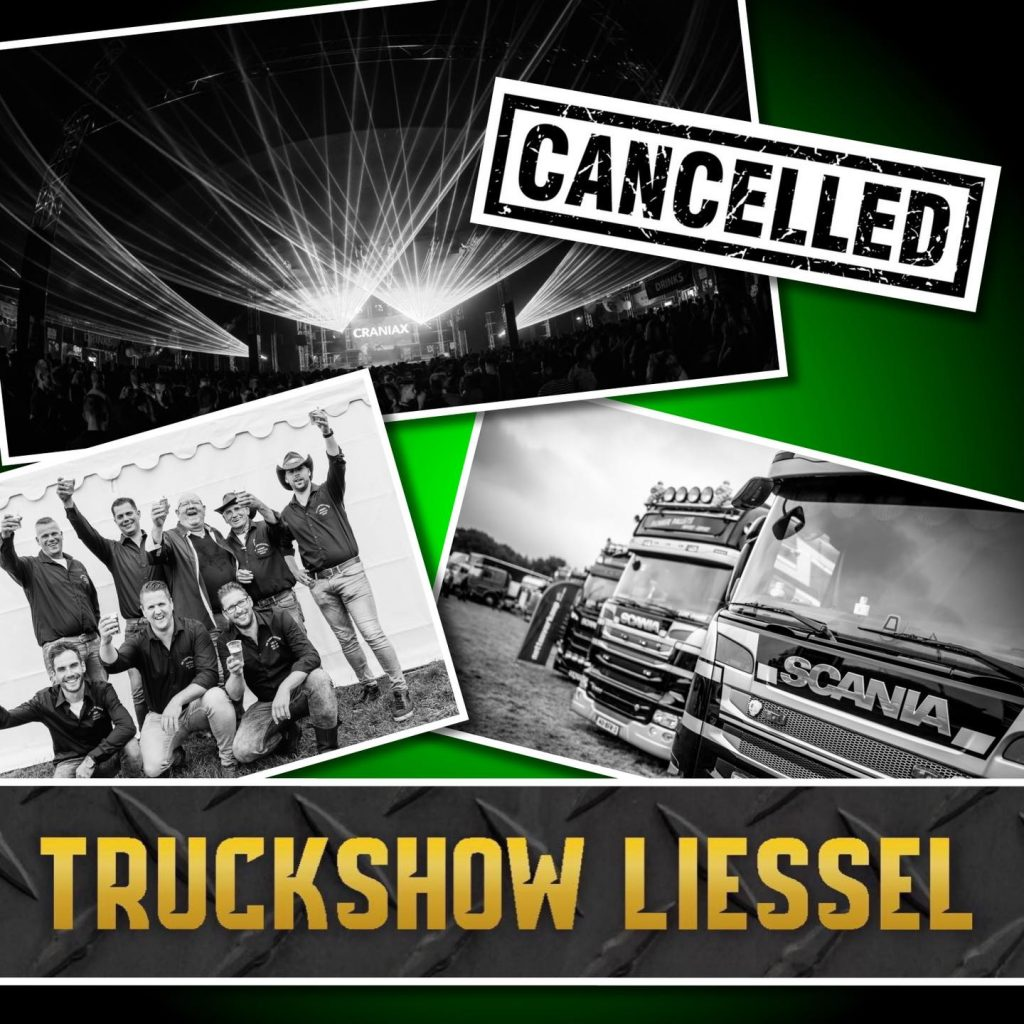 Truckshow Liessel cancelled 2021