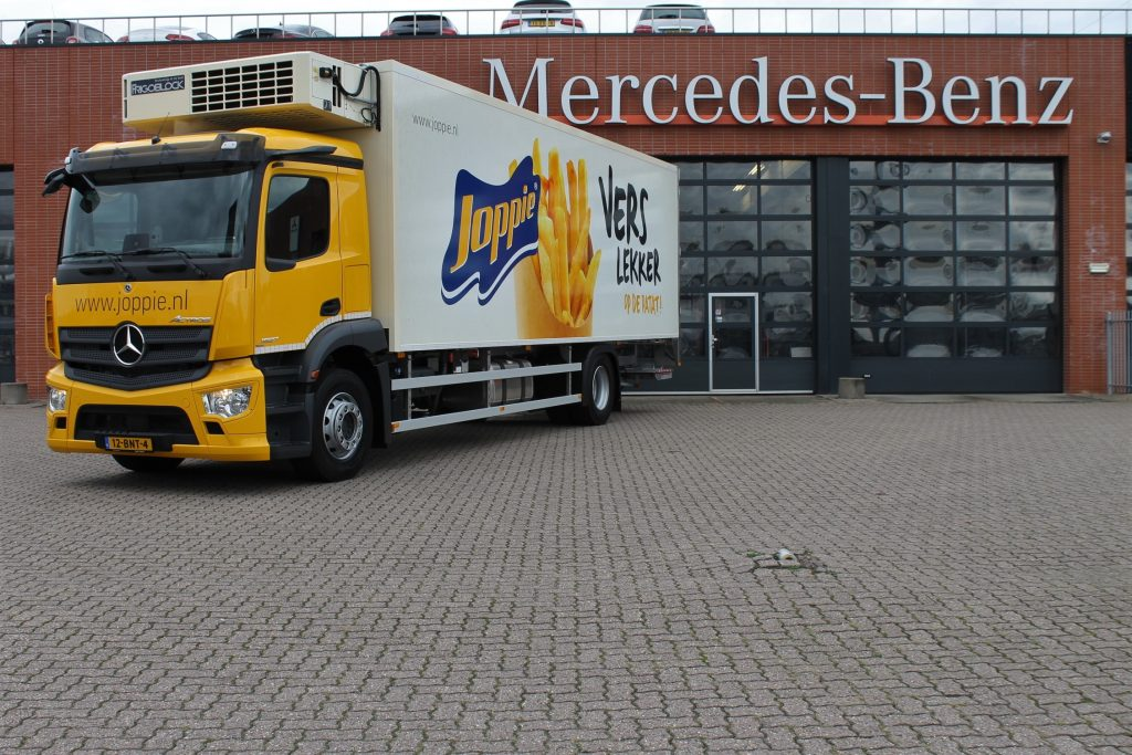 Elite Mercedes-Actros