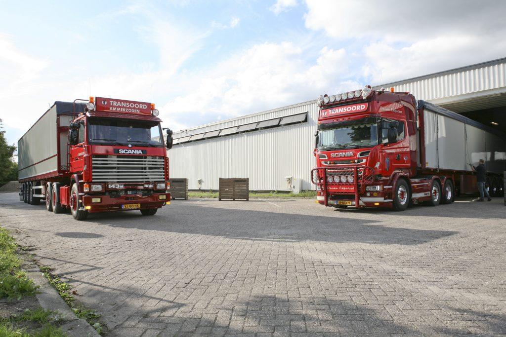 Scania 143 en R-serie