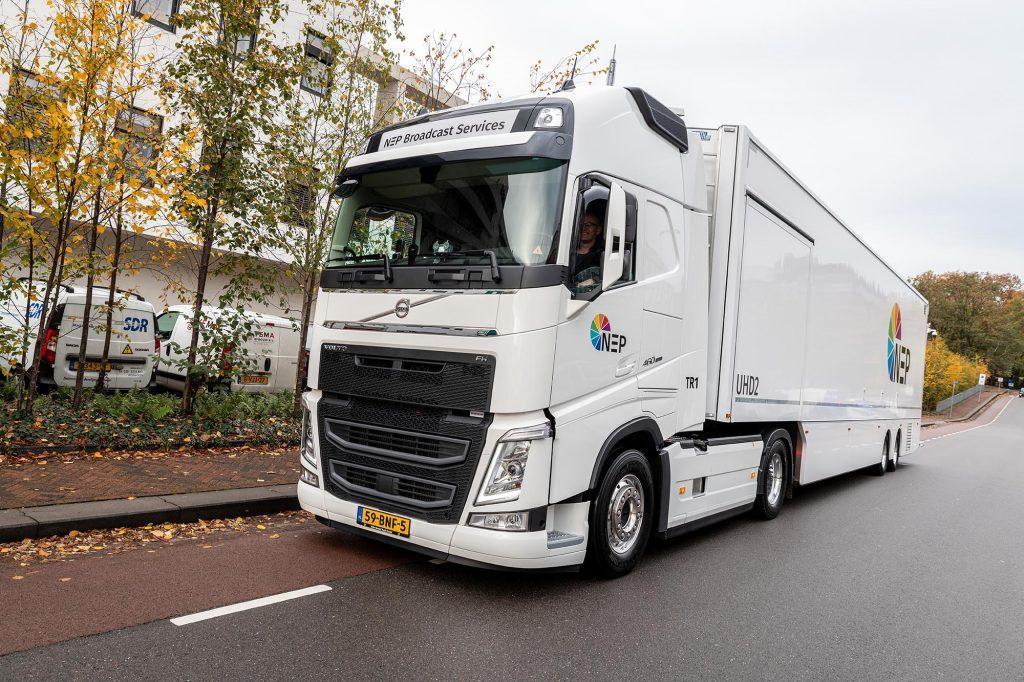 Volvo FH NEP Hilversum