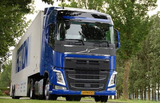 Volvo FH 4x2 I-Save Action