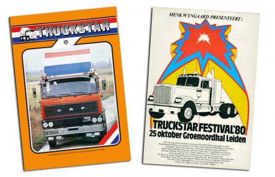 40 jaar Truckstar