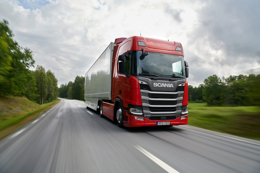 Scania Fuel Fighter